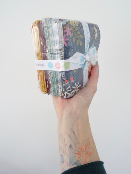 Wild Bouquet fat quarter bundel