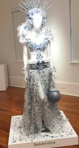 """tentoonstelling """" Art Couture: the intersection of art and fashion """""""